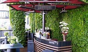 Spot - Hotel Platzl - Spot 2800W Radiant Heater by Heatscope