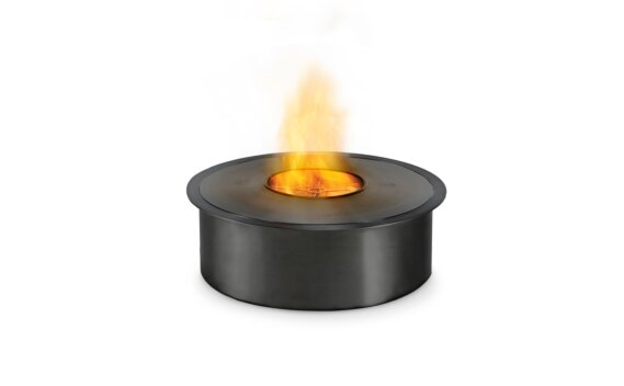 AB8 Range - Ethanol / Black / Top Tray Included by EcoSmart Fire