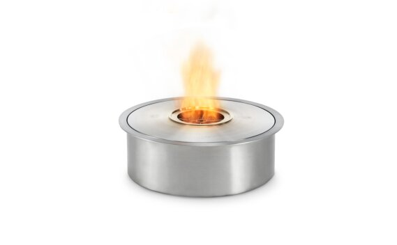 AB8 Range - Ethanol / Stainless Steel / Top Tray Included by EcoSmart Fire