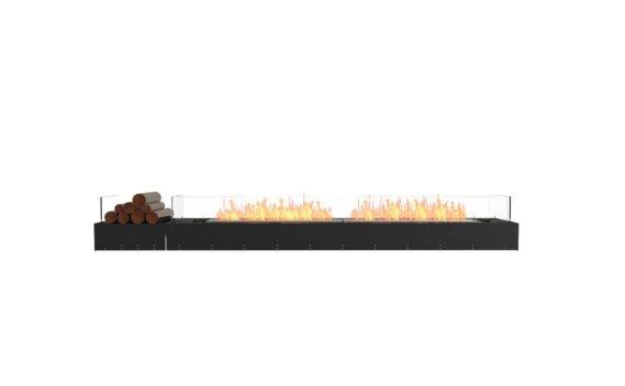 Flex 104BN.BX1 Bench - Ethanol / Black / Uninstalled View by EcoSmart Fire