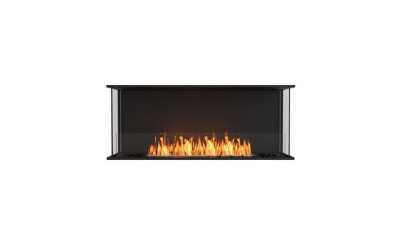 Flex 50 - Ethanol / Black / Installed View by EcoSmart Fire