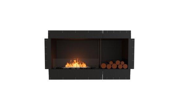 Flex 50SS.BXR Single Sided - Ethanol / Black / Uninstalled View by EcoSmart Fire
