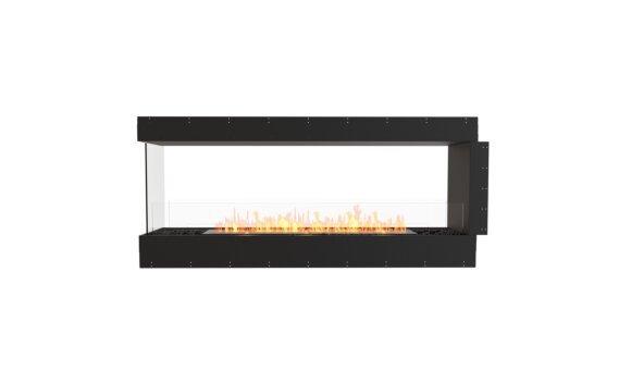 Flex 68PN Peninsula - Ethanol / Black / Uninstalled View by EcoSmart Fire