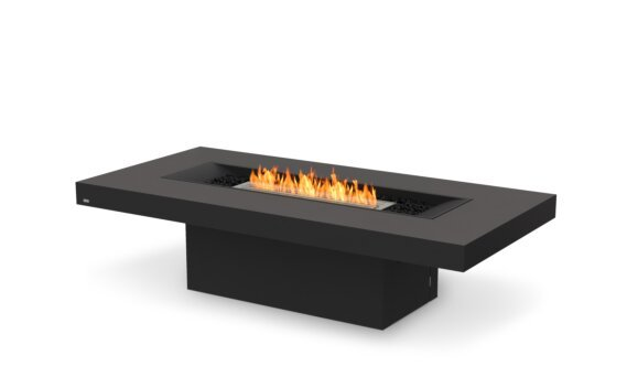 Gin 90 (Chat) Fire Pit - Ethanol / Graphite by EcoSmart Fire