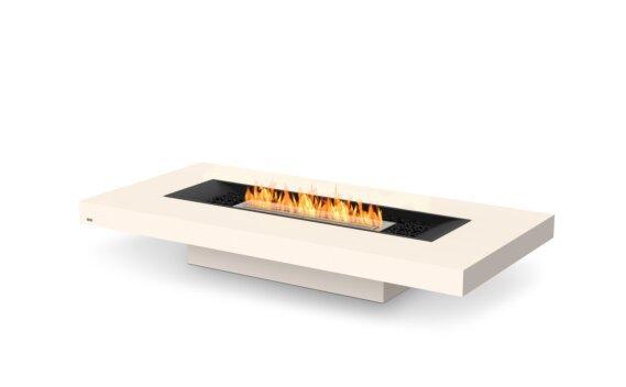 Gin 90 (Low) Fire Pit - Ethanol / Bone by EcoSmart Fire