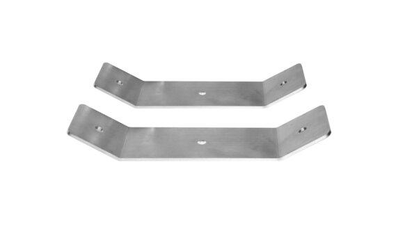 Dual Fixing Brackets HEATSCOPE® Accessorie - Stainless Steel by Heatscope
