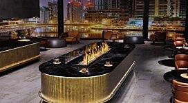Linear 90 Fireplace Insert - In-Situ Image by EcoSmart Fire