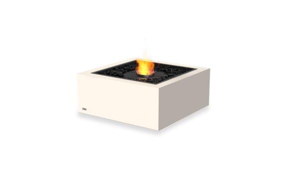 Base 30 Fire Pit - Ethanol - Black / Bone by EcoSmart Fire