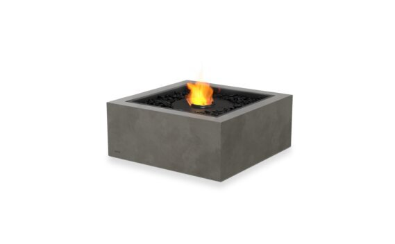 Base 30 Fire Pit - Ethanol - Black / Natural by EcoSmart Fire