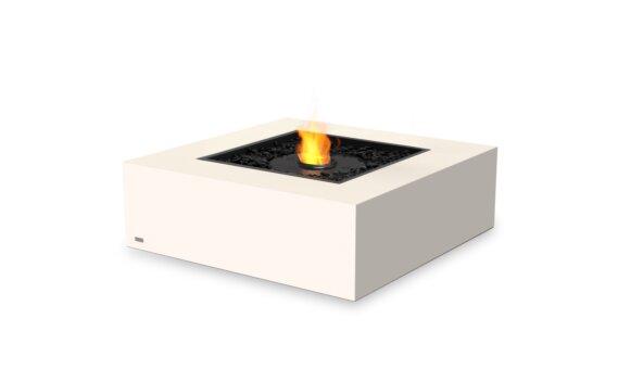 Base 40 Fire Pit - Ethanol - Black / Bone by EcoSmart Fire