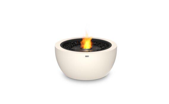 Pod 30 Fire Pit - Ethanol - Black / Bone by EcoSmart Fire